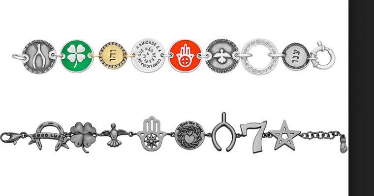 Amuletos:  Símbolos que atraem sorte e boa energia!
