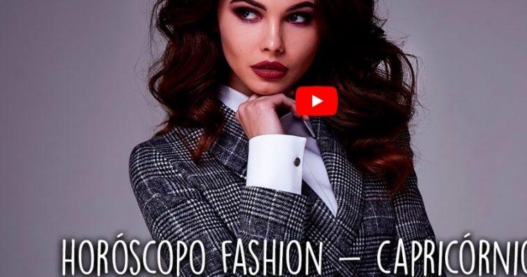 Horóscopo Fashion Capricórnio