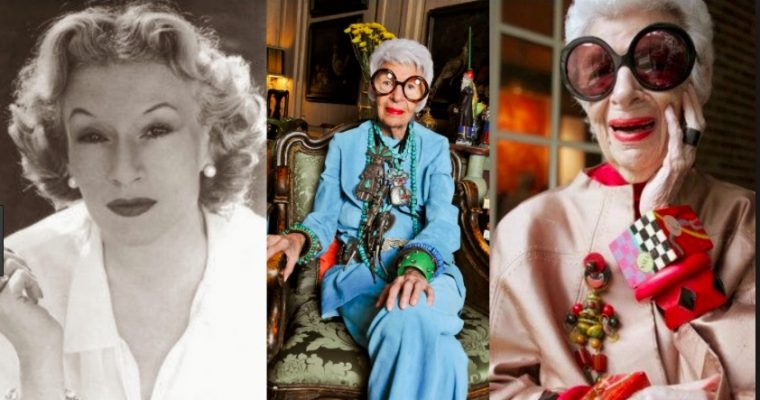 Iris Apfel: moda e astrologia