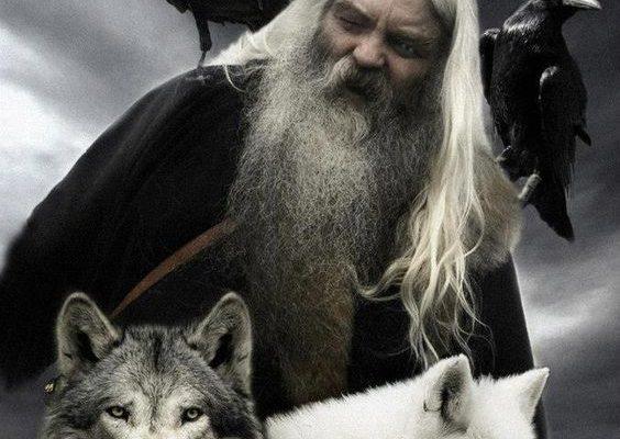 Odin- Pai das Runas