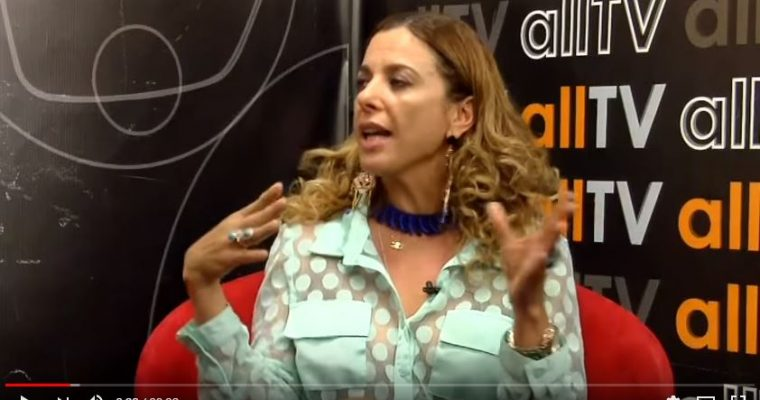 Programa Ter Estilo com Jacqueline Cordeiro e Titta Aguiar