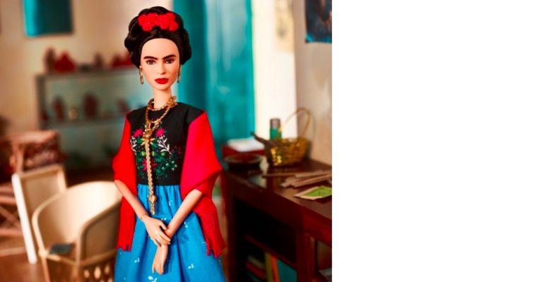 Barbie lança nova linha de bonecas com ícones femininos
