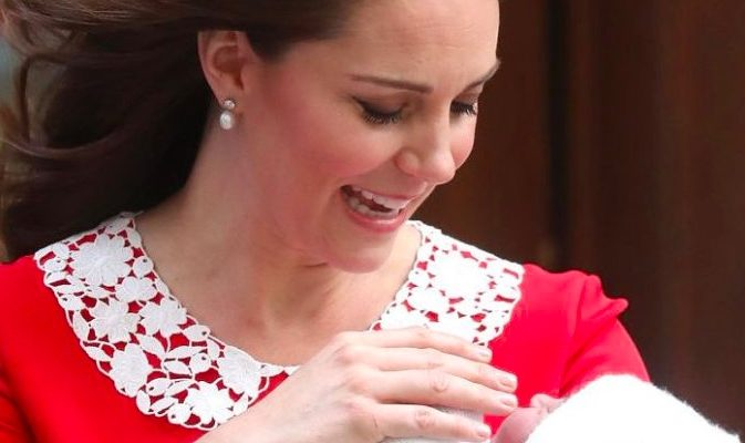 Bebê Real vai 'sacudir a poeira da realeza'