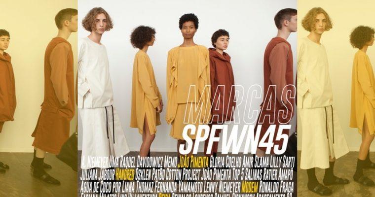 #SPFWN45: São Paulo Fashion Week