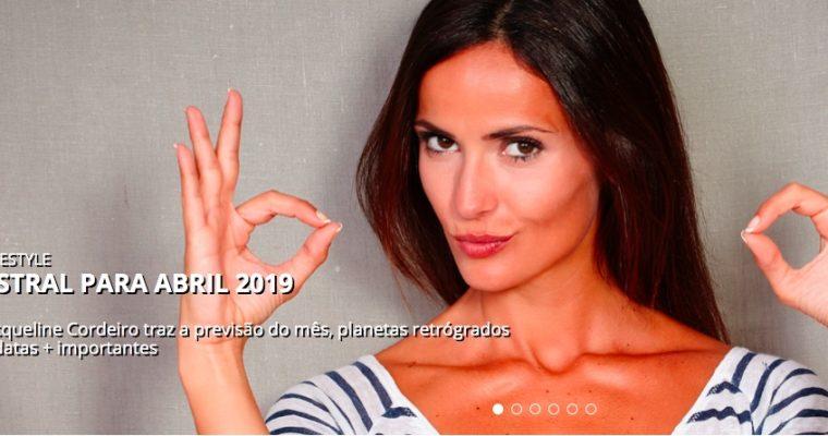 Previsões Abril 2019