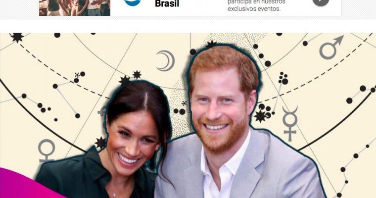 O novo bebê da realeza britânica