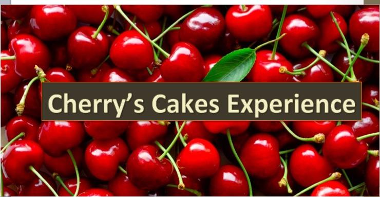 Cherry's Cakes Experience; Evento para Mulheres  que estão em Transição de Vida….